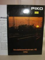 Piko 1994 H0 Catalogue
